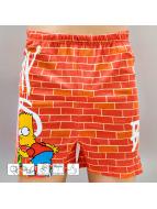 MSTRDS Boxershorts Binkabi Thirsty Bart Wall orange