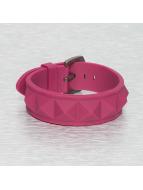 MSTRDS Bracelet Silicone rouge