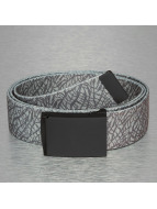 MSTRDS Ceinture Printed Woven gris
