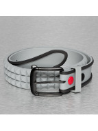 MSTRDS Ceinture Silicone Stud gris