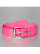 MSTRDS Ceinture Pin Buckle magenta