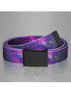 MSTRDS Ceinture Printed Woven pourpre
