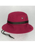 MSTRDS Chapeau Safari rouge