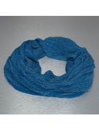 MSTRDS Echarpe Dobby Loop bleu