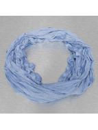 MSTRDS Echarpe Wrinkle Loop bleu
