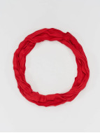 MSTRDS Echarpe Wrinkle Loop rouge