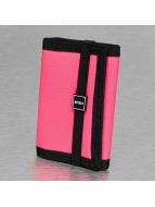 MSTRDS Geldbeutel Basic Neon pink