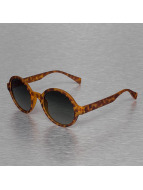 MSTRDS Glasögon Retro Funk Polarized Mirror brun
