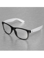 MSTRDS Glasögon Groove Shades Clear svart