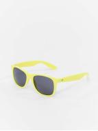 MSTRDS Lunettes de soleil Groove Shades jaune