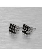 MSTRDS Orecchini Flat argento