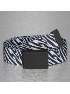 Printed Woven Belt Zebra...