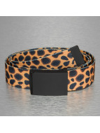 MSTRDS riem Printed Woven bruin