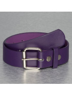 MSTRDS riem Pin Buckle Belt paars