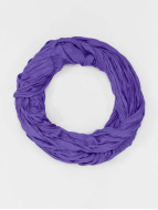 MSTRDS Schal Wrinkle Loop violet