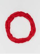 MSTRDS Sciarpa/Foulard Wrinkle Loop rosso