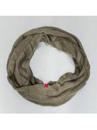 MSTRDS sjaal Plain Loop olijfgroen