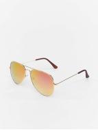 MSTRDS Sonnenbrille Pure AV Polarized Mirror goldfarben