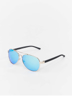 MSTRDS Sunglasses Shades Mumbo Mirror gold colored