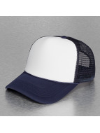 MSTRDS Trucker Cap High Profile Baseball Trucker blau