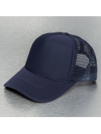 MSTRDS Trucker Cap High Profile Baseball blau
