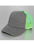 MSTRDS Trucker Cap Baseball Jersey grau