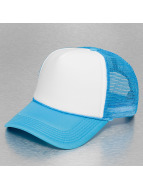 MSTRDS Trucker High Profile Baseball Trucker turquoise