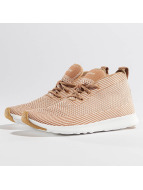 Native AP Rover LiteKnit Sneakers Almond Beige/Shell White/Natural Rubber