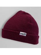 NEFF Čiapky Fold èervená