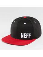 NEFF Кепка с застёжкой Daily черный