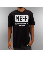 NEFF Футболка New World черный