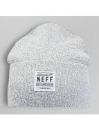 NEFF Beanie Lawrence bianco