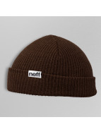 NEFF Beanie Fold bruin