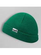 NEFF Beanie Fold grön