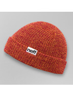 NEFF Beanie Fold Heather oranje