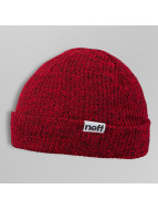 NEFF Beanie Fold Heather rood