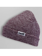 NEFF Beanie Fold Heather rot