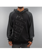 NEFF Bluzy z kapturem Corporate czarny