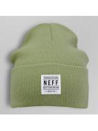 NEFF Bonnet Lawrence vert