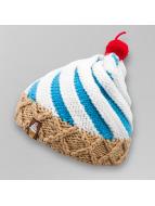 NEFF Bonnets de laine Cone bleu