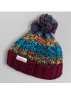 NEFF Bonnets de laine Kaycee Spacedye rouge