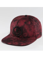 NEFF Charles Snapback Cap Red