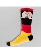 NEFF Chaussettes Look Out Mickey rouge