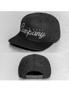 Company Snapback Cap Bla...