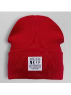NEFF Czapki Lawrence czerwony