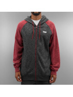 Daily Zip Hoody Grey/Mar...