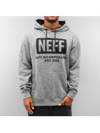 NEFF Hoody New World grau