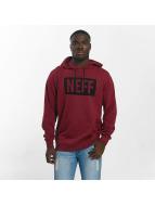 NEFF Hoody New World rood