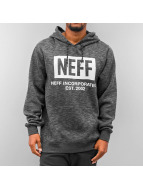NEFF Hoody New World zwart