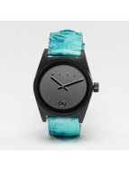 NEFF horloge Daily Woven turquois